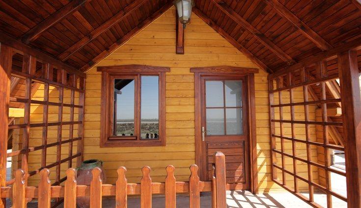 Las casas prefabricadas de madera son las más conocidas por ser las más económicas