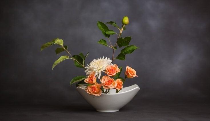 Estos ramos de flores los puedes realizar tú mismo