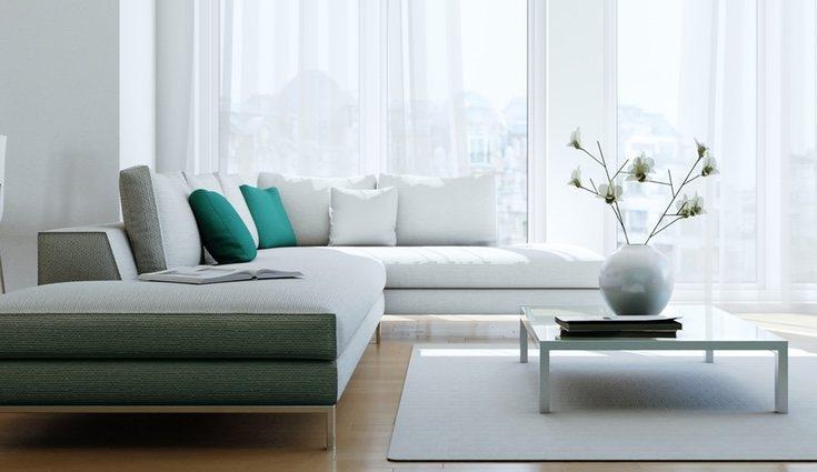 Las mesas auxiliares cumplen más funciones además de servir como elemento decorativo