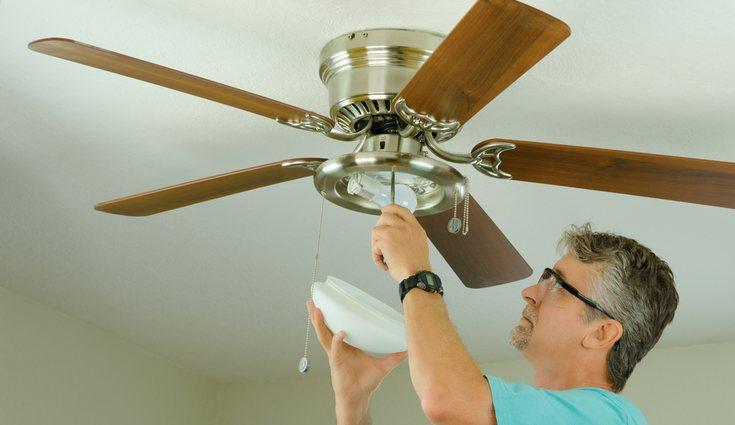 La instalación de los ventiladores de techo es muy sencilla y rápida