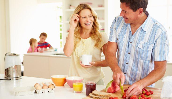 Si preparas una comida, dedícale el tiempo necesario. Los pequeño detalles importan