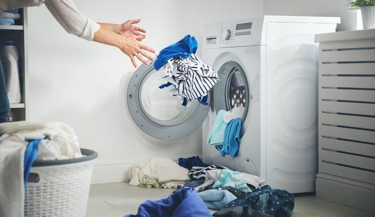 Aunque sea nueva, la ropa puede venir sucia