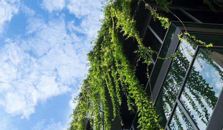 A la larga tener una casa sostenible es una fuente de ahorros