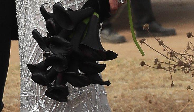 El color de las calas negras suele ser muy intenso, aunque hay que tener cuidado con las plagas