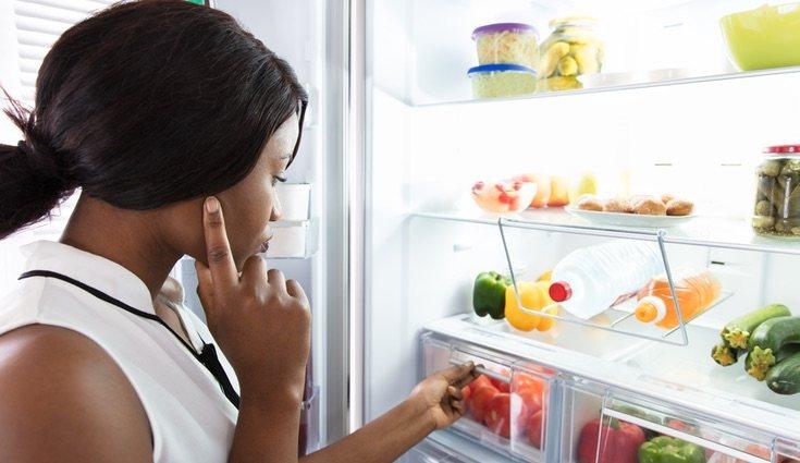 No tendrás que tirar un alimento podrido porque se te olvides de su existencia si están colocados