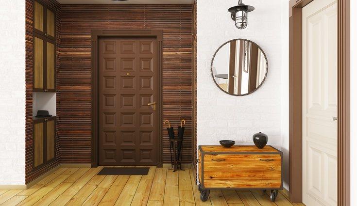 Los espejos pueden tener uso decorativo, funcional o dar amplitud