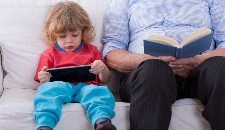 Deberás ser un buen ejemplo con las tecnologías a ojos de los niños