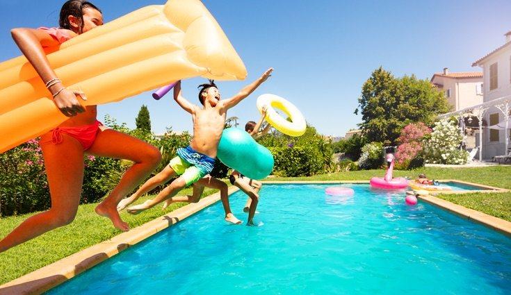 Muchas personas prefieren el agua con un par de grados más para disfrutar de un baño templado