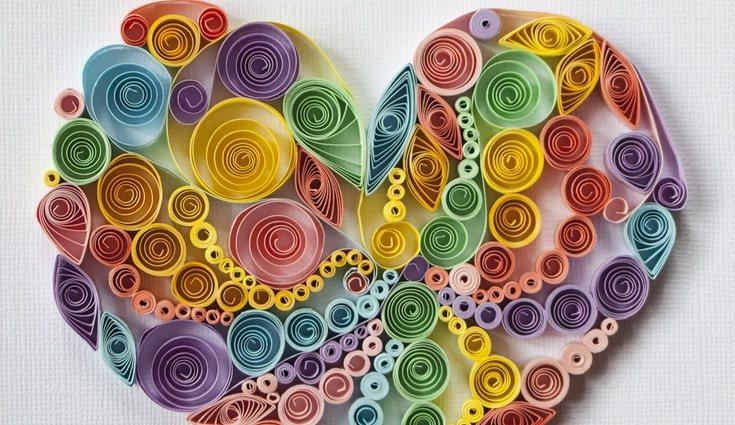 Se pueden combinar diferente colores y crear las formas deaseadas