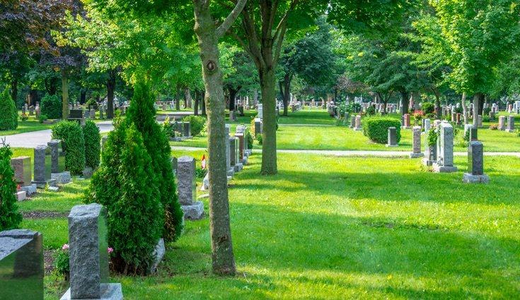 El precio de un entierro es muy diferente según el lugar donde se realice