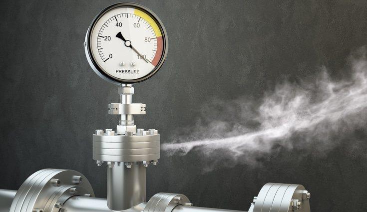 Hay que hacer un repaso rutinario de la caldera y el gas