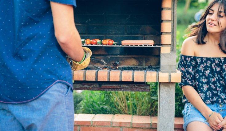 Tienes que tener en cuenta que las barbacoas de obra no son portátiles y necesitas protección cuando no vayan a ser usadas