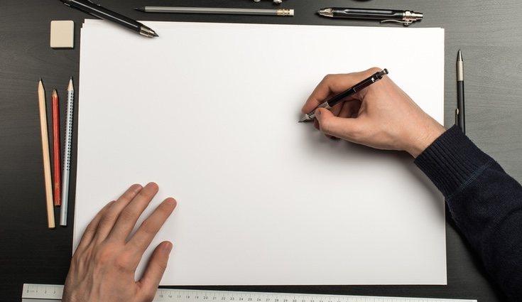 Todas las personas tenemos la necesidad de dibujar y pintar