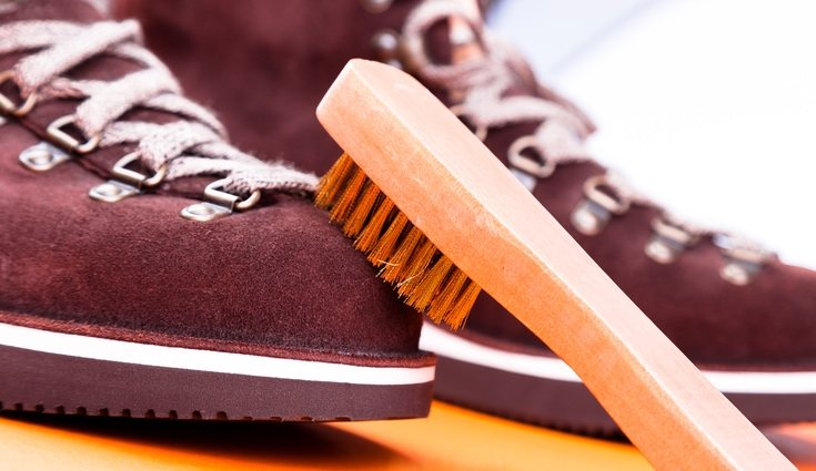 Este tejido se usa mucho en zapatos