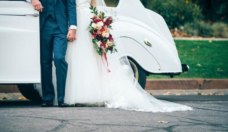Los grandes detalles del cine no pueden faltar en la boda