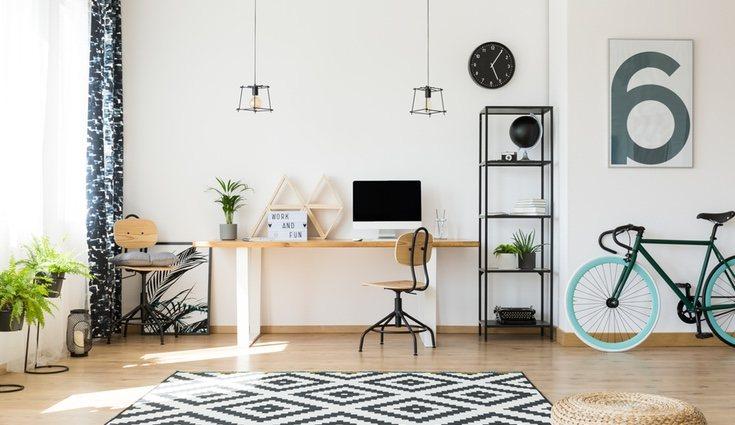 Es fundamental mantener el orden y la limpieza en una casa para conseguir que parezca más grande