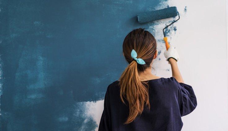 Elige bien la pintura que usarás para cada estancia