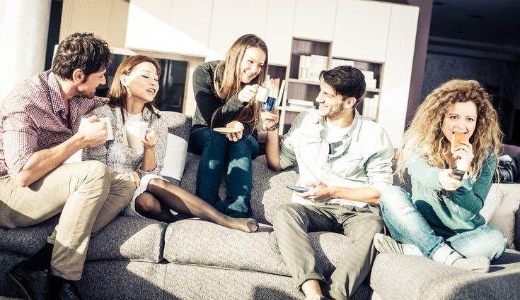 Con el coliving creas amistades nuevas y aumenta la productividad personal
