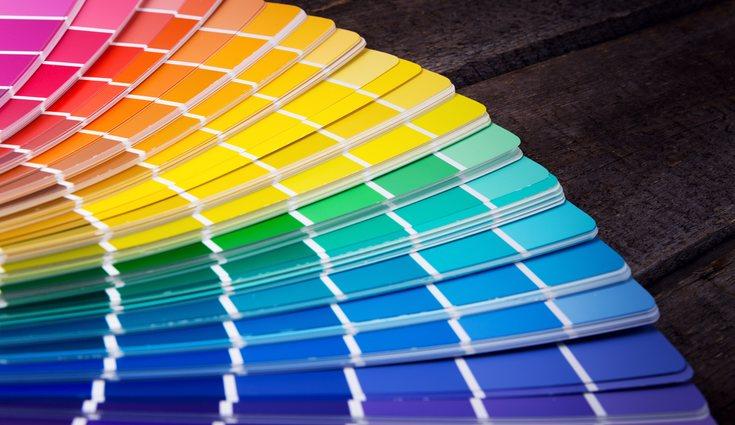 Una decisión muy importante es decidir qué colores combinar