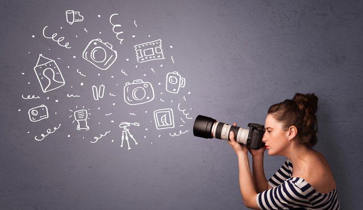 Muchas son las personas que realizan fotografías aposta para decorar su hogar