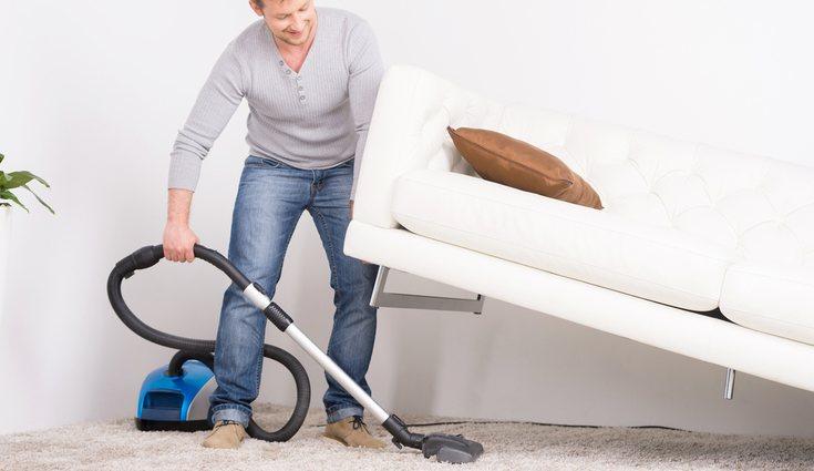 Limpiar el polvo es una tarea para los miércoles
