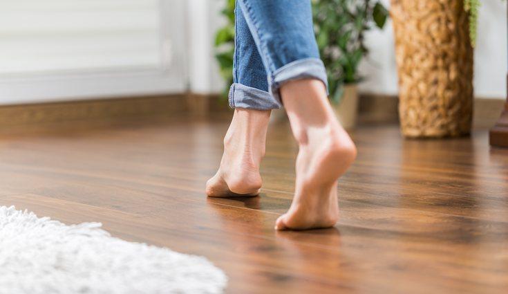 El color del suelo condicionará los demás elementos decorativos