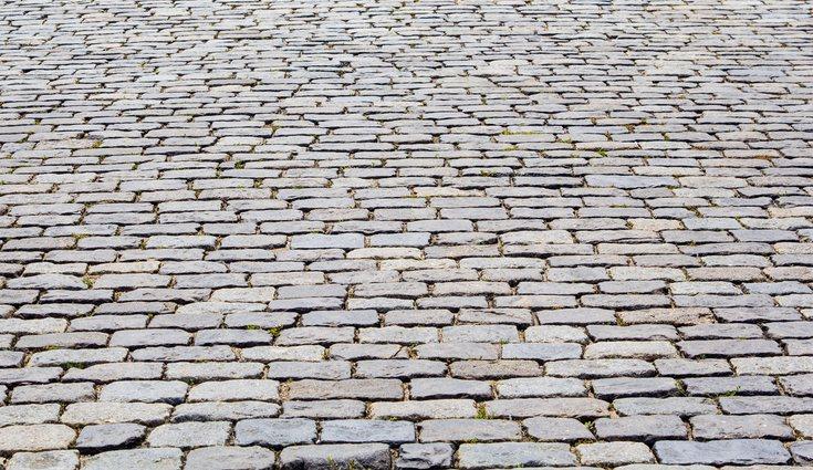 Los suelos de piedra son muy resistentes