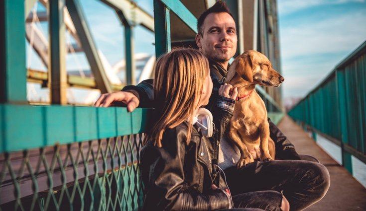 La separación entre los niños de la casa y las mascotas puede ser traumática