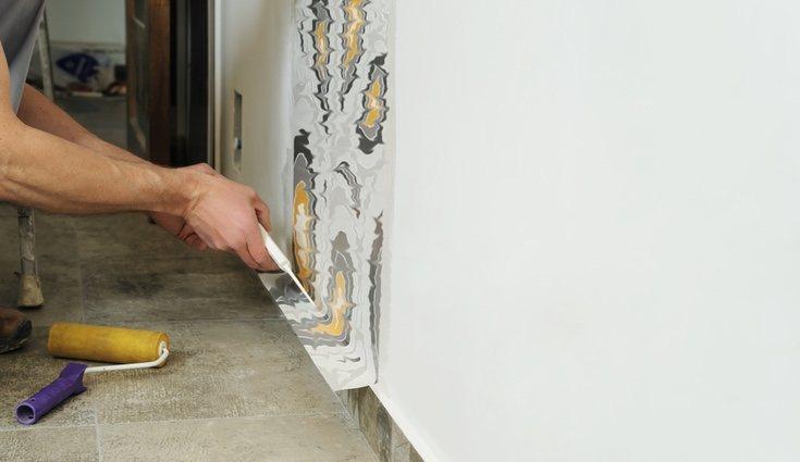 Con el papel adhesivo puedes decorar desde paredes hasta electrodomésticos