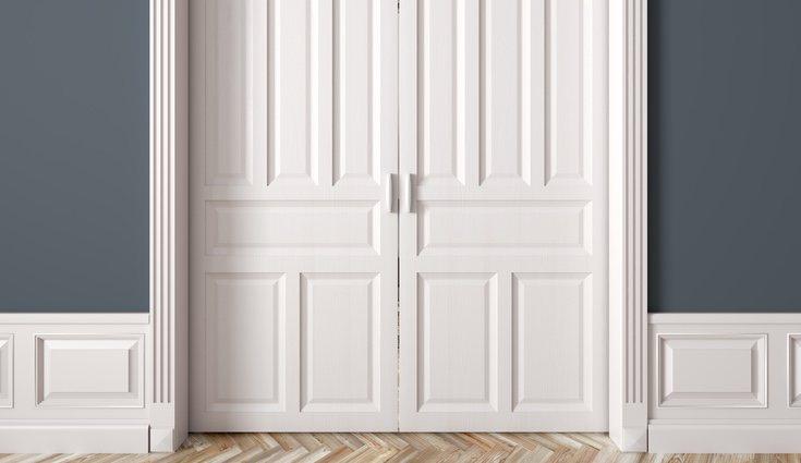 Las puertas correderas pueden ganar mucho espacio