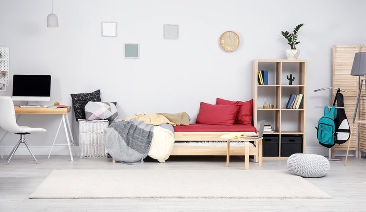 Escoger muebles atemporales es una buena opción para que no pasen de moda