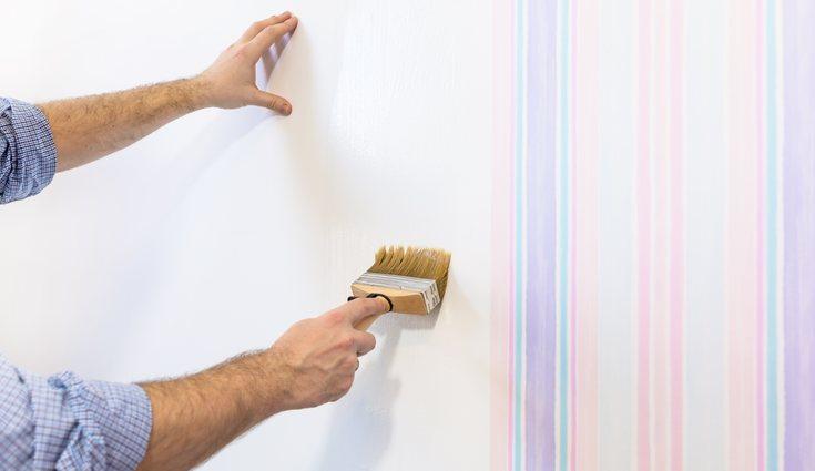 El papel pintado dará un nuevo toque a tu habitación