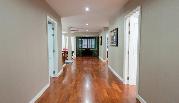 Los pasillos son una de las zonas más problemáticas a la hora de decorar