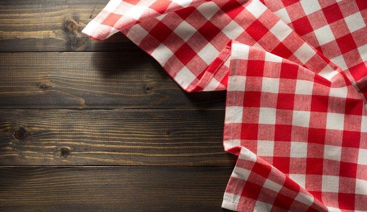 Las servilletas de tela se pueden personalizar