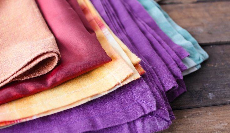 Las servilletas de tela son más ecológicas
